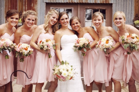 Wedding Dresses for a barn wedding